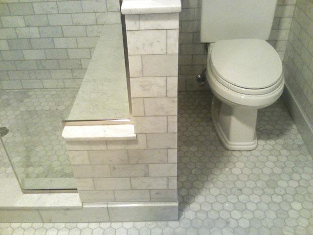 Tile or Stone Custom Shower Builder in Union County, NJ