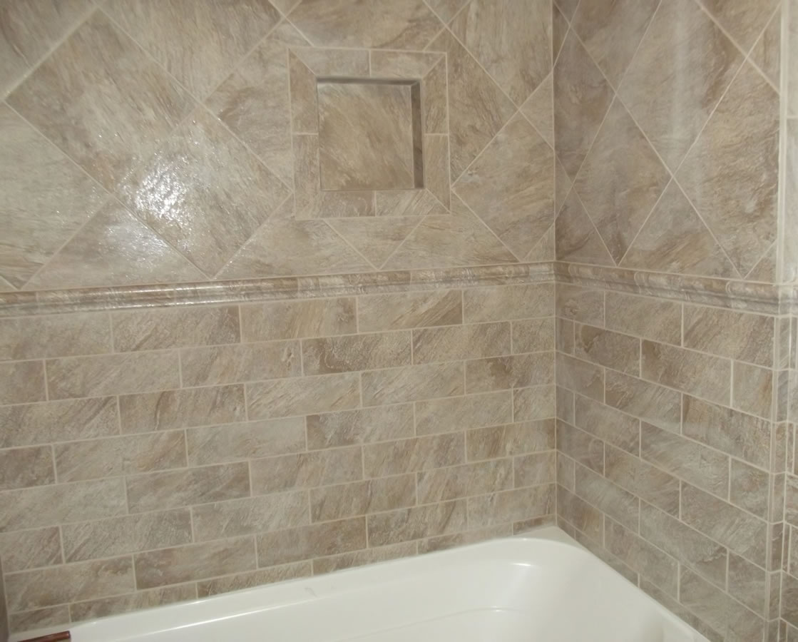 bathroom tile shower design tile or custom shower builder in union county nj 16822