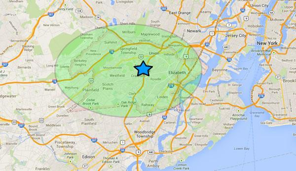 Angi Home Improvement, New Jersey.