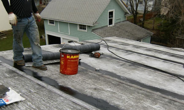 Asphalt Shingle Roofing Contractor.