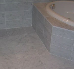 Bathroom Tile Flooring Installer in Union County, NJ.