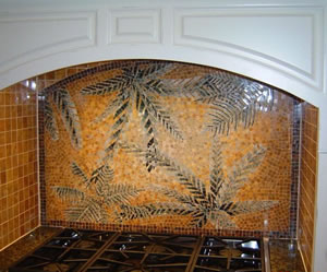 Custom Tile Backsplash Design By Angi Home Improvement LLC.