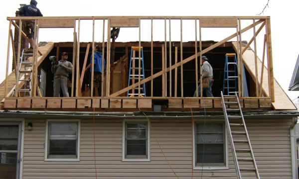 Home Addition Contractor in Union County, New Jersey.