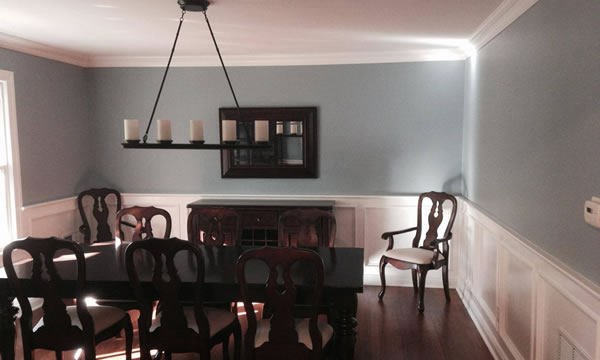 Interior Painting Contractor in Union County, NJ.